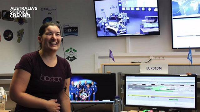 Careers in STEM: Andrea Boyd – Space Engineer