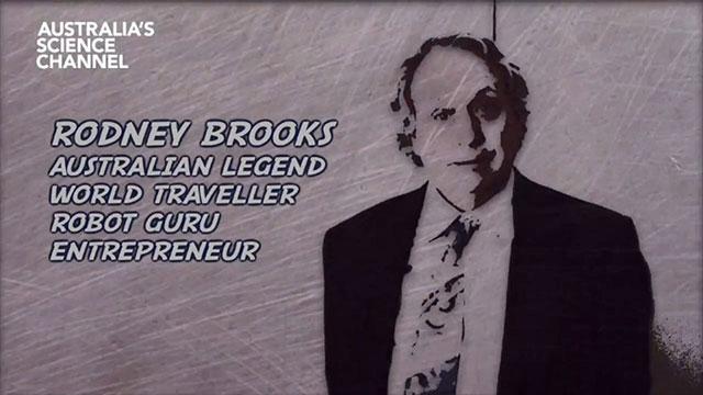 Rodney Brooks – The Roomba