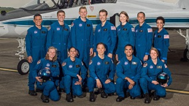 Meet NASA's new Astronauts!