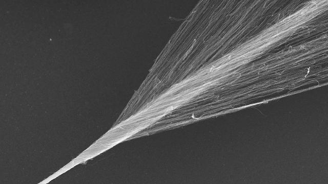 Carbon Nanotubes linked to cancer