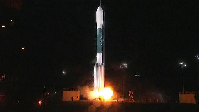 Canberra scientists launch their first satellite into space