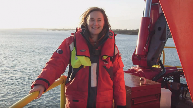 STELR Career Profiles in STEM –  Marine Renewable Engineer