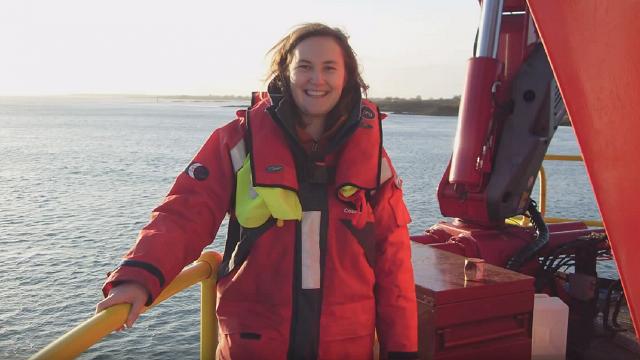 STELR Career Profiles in STEM –  Marine Renewable Engineer