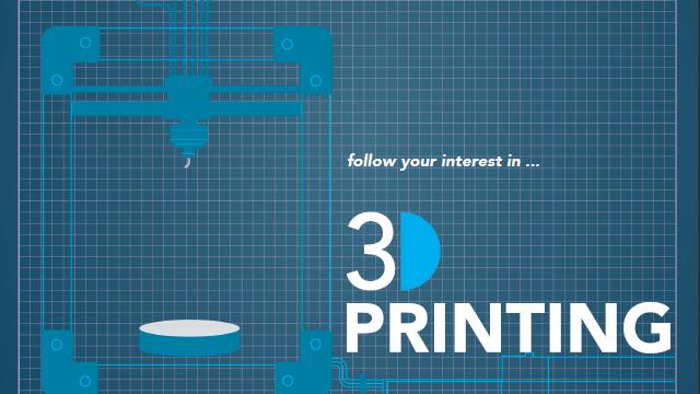 STEM Pack 5: 3D Printing