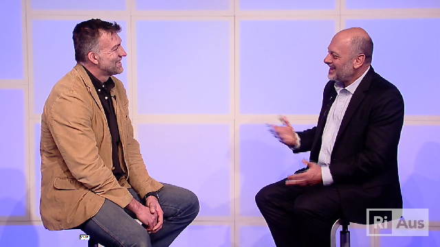 Tim Jarvis and Tim Flannery talk Climate Change