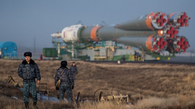 Expedition 55 to the ISS