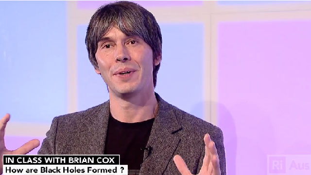 In Class With…Brian Cox 2014