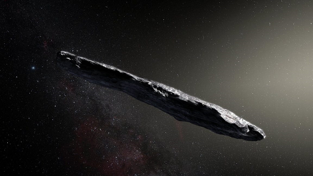 Is it a bird? Is it a plane? Turns out our interstellar visitor is a comet after all