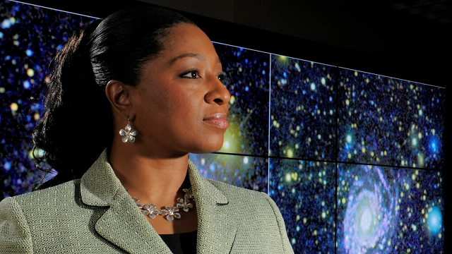 Modern figures in STEM: NASA's Christyl Johnson