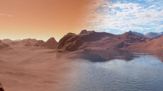 Terraforming Mars no plan(et) B