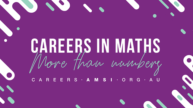 Choose Maths Careers Event Live Stream