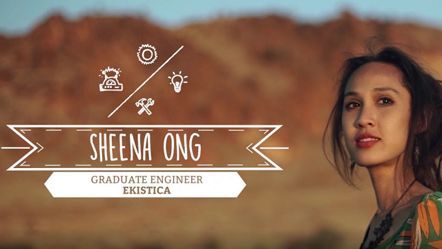 Sheena Ong – Renewables Engineer