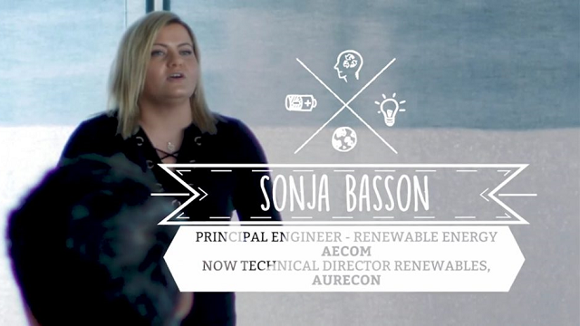 Sonja Basson – Electrical & Electronic Engineer