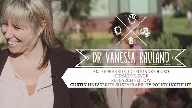 Dr Vanessa Rauland – Sustainability, Climate Change & Renewables Advocate
