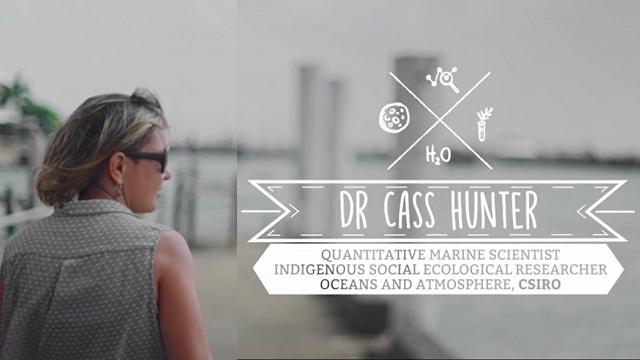 Dr Cass Hunter – Quantitative Marine Scientist