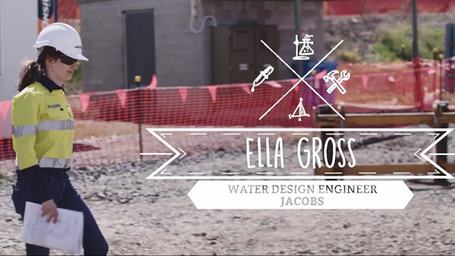 Ella Gross – Water Design Engineer