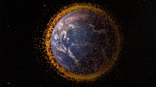 Space junk hunter-killer satellites are on the way