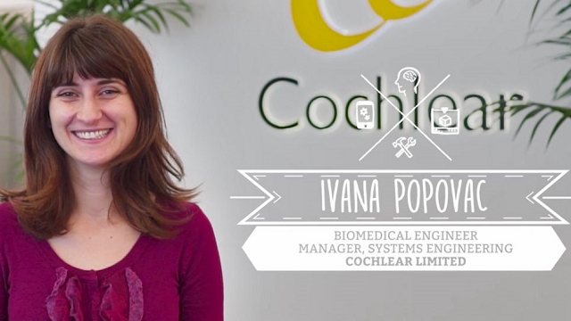 Ivana Popovac – Systems Engineer