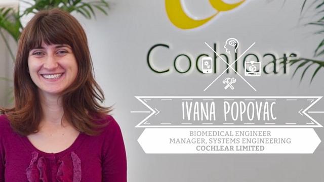Ivana Popovac – Systems Engineer