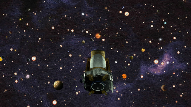 NASA retires the Kepler Space Telescope