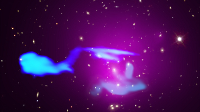 The galaxy clusters that evoke Gene Roddenberry