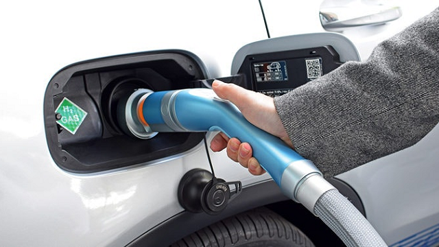 Hydrogen fuel is back in the picture
