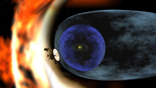 Australian ears critical as Voyager 2 leaves the solar system