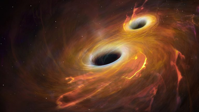 Gravitational waves: biggest black hole merger ever detected revealed