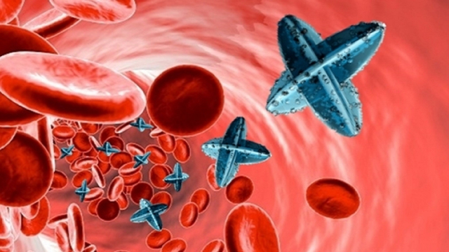 'Micro-submarines' could zoom through the body to deliver medicine