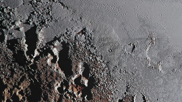 Pluto has an insulated underground ocean
