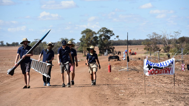 The rocket competition launching Australia's future