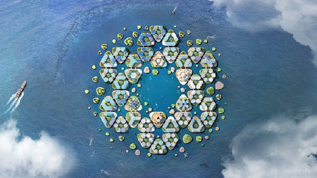 Technology isn't a barrier to us living on floating cities