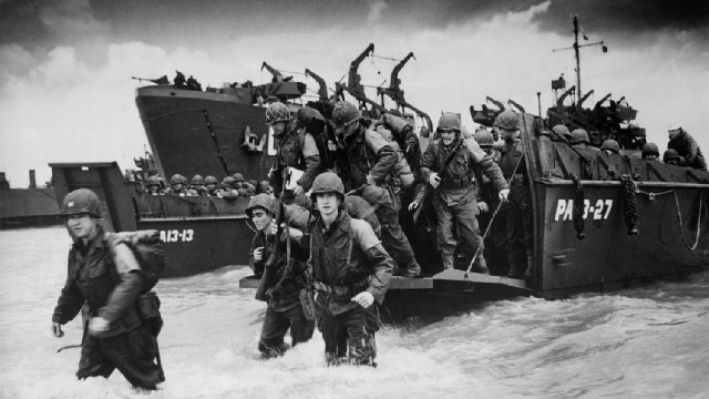 Moonlight and stealth: how an author's error created a myth about a WWII invasion