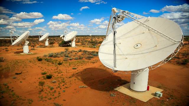 Australian astronomers track down the source of elusive fast radio burst
