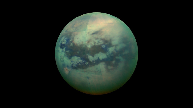 NASA is going back to Titan, looking for signs of life