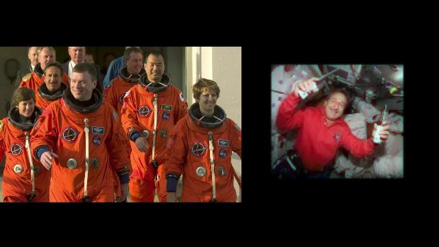 Charles Camarda on becoming an astronaut