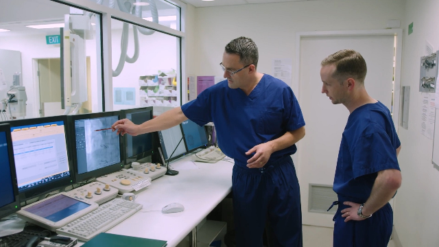 How Geoff went from inventing miniature medical tools to running companies
