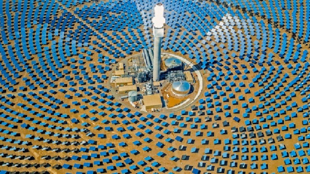 Clean energy technology is drawing inspiration from nature