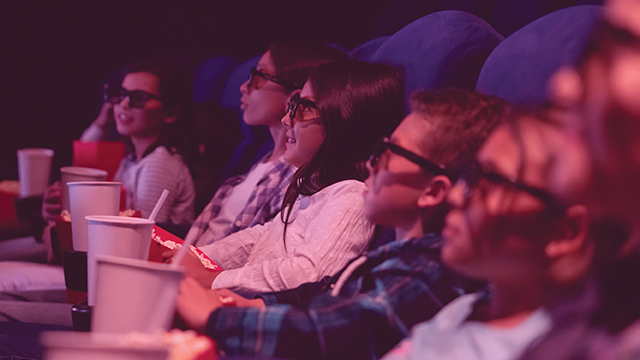 SCINEMA: Putting Science in the Cinema