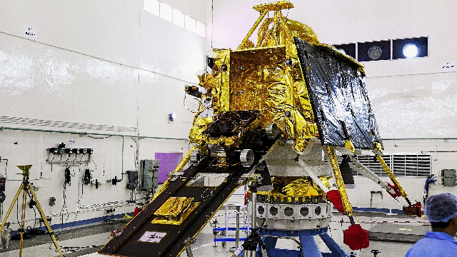 Why India's moon mission should be classed a success