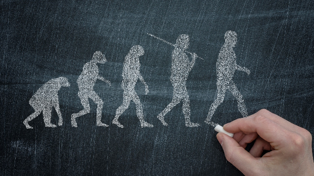 How do scientists know evolution is real?