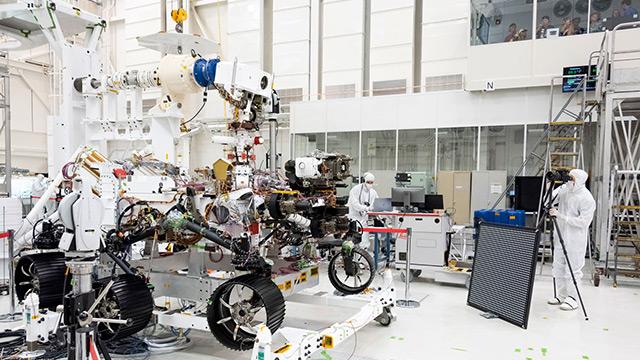 Naming a NASA Mars Rover can change your life