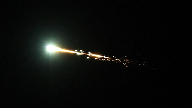 "Fireball over SA could have been a rarely seen ""Minimoon"""