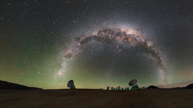 New clues to the Milky Way's age