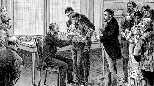 History of ideas: vaccines and immunisation