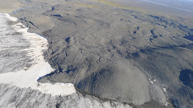 New 'law' could inform glacier-flow models