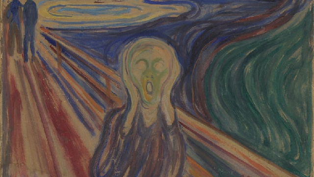 Science helps ensure The Scream continues