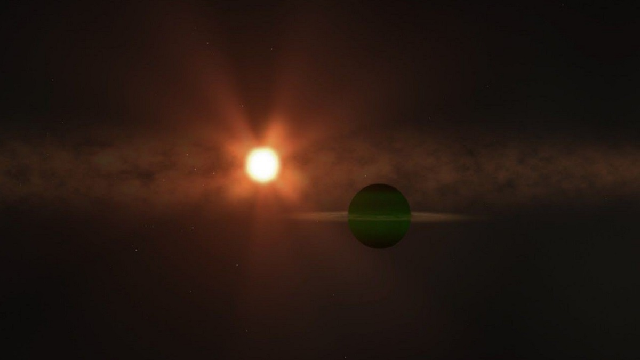 Astrophysicists find the exoplanet they wanted