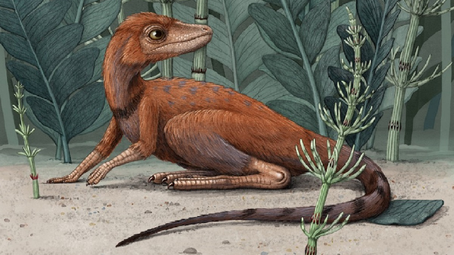 A new tiny relative of dinosaurs and pterosaurs