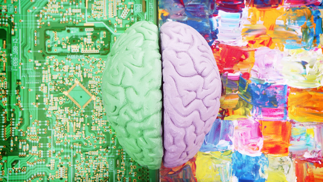 Which is more creative, the arts or the sciences? Research confirms it's key for both